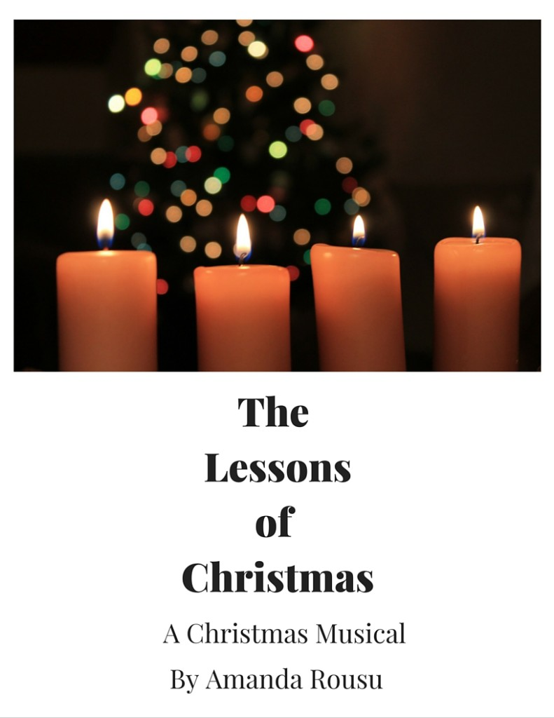 Lessons of Christmas Cover Page